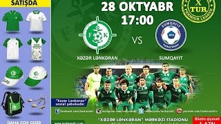 Khazar Lenkoran vs SumQayit City full match