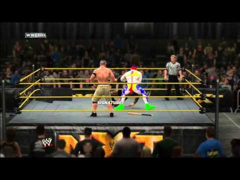 WWE 2K14: Jay Carteré Vs John Cena Vs...