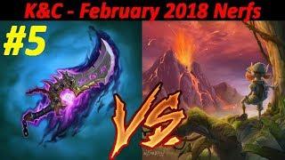 Kingsbane Mill Rogue vs Quest Warrior #5