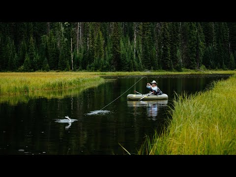 Fishing BC Presents: Wild Trout In The Cariboo Backcountry