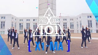 PRODUCE X 101 (프로듀스 X 101) - X1-MA(_지마) Dance Cover by RISIN' CREW from France