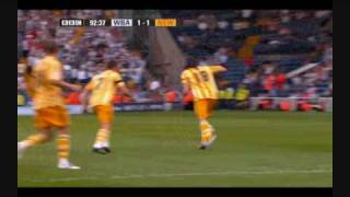 Nile Ranger - Newcastle Utd (Debut)