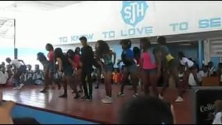 SJH 5th Form dancehall (5S)