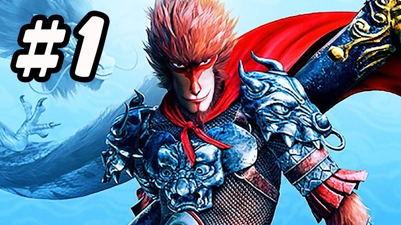 MONKEY KING Hero is Back #1: TỀ THIÊN ĐẠI THÁNH THOÁT NẠN GIAM CẦM 500 NĂM !!!