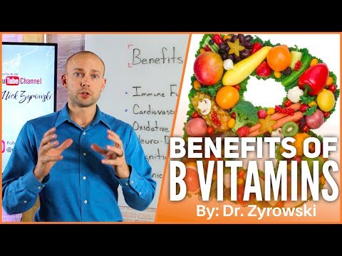 Benefits Of B Vitamins | Critical For Good Health