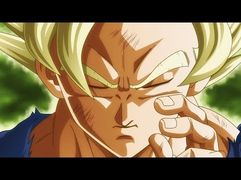 Goku Vs Broly From Dragon Ball Super Broly Behind The Scenes Look