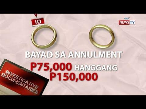 Investigative Documentaries: Bilang ng mga annulment case sa bansa, tumataas