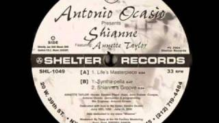 Antonio Ocasio feat Annette Taylor - Shianne (Life