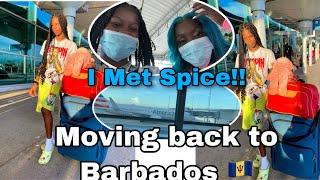 Moving Back To Barbados🇧🇧 (I Met Spice ) screenshot 4