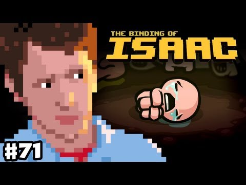 The Binding of Isaac - Part 71 - Golden God?
