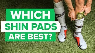SMALL or BIG shin pads What size to get