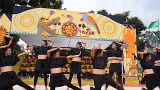 กองเชียร์คณะสีเหลือง โรงเรียนภูเขียว Day 15-08-61