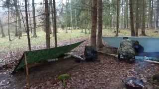 Classic Czech Bushcraft