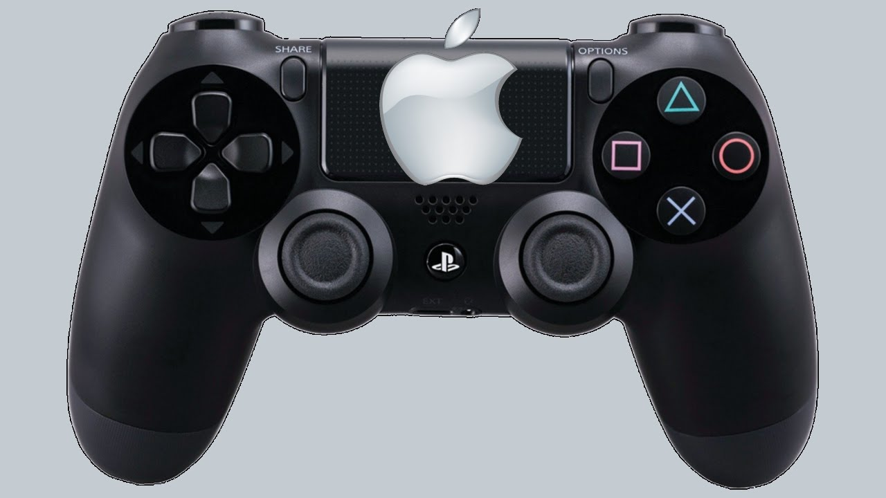 Using a PS4 DualShock 4 controller on Mac OS X