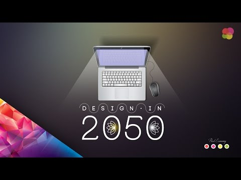 How Graphic Design Will Evolve In 2050 - The Future