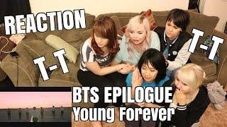 Gambar cover [Reaction] BTS (방탄소년단) EPILOGUE : Young Forever