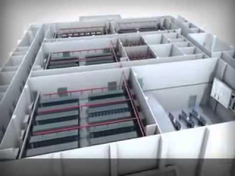 Integrated Telecom Data Center