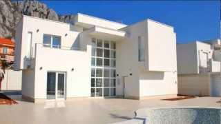 Luksuzna vila u zaleđu Crikvenice s pogledom na more i bazenom za prodaju(, 2012-11-07T17:18:31.000Z)