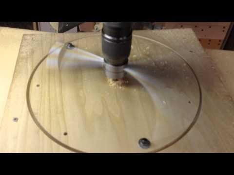 Custom Made Circle Cutter, GHP Associates