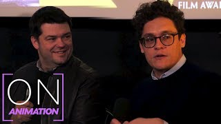 The Secrets Behind Spider-Man: Into the Spider-Verse with Phil Lord & Chris Miller | On Animation