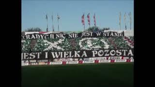 Oprawy podczas meczu Legia - Wisła [2005-05-22]