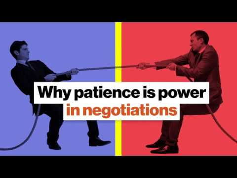 Game theory: Two key principles for winning negotiations