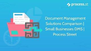 Document management solutions ...