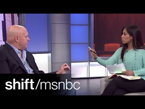 Should Prostitution Be Legal? | shift | msnbc