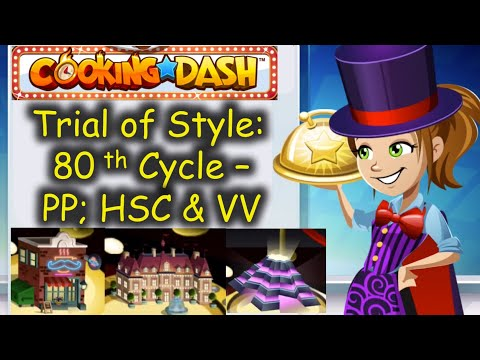 TOS 80th Cycle = VIP Valhalla Is Back Again Yo. (Cooking Dash)