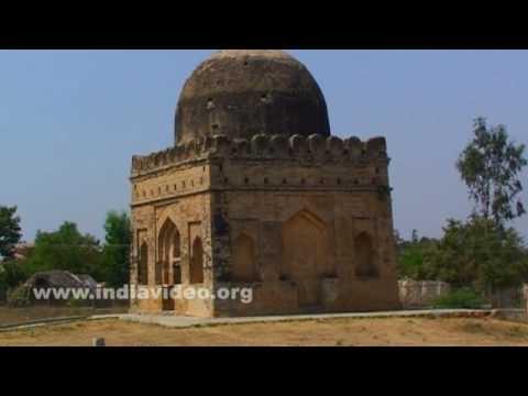 Mohammadan Tomb and Darga at Hampi