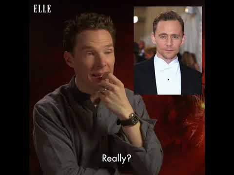 Benedict Cumberbatch Does Impressions Of His Co-Stars