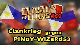 Wieder ein gewonnener Clankrieg || CLASH OF CLANS || Let´s Play Clash of Clans Deutsch #069