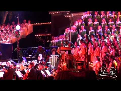 Sunday's 2016 Candlelight Processional and Ceremony with Ginnifer Goodwin