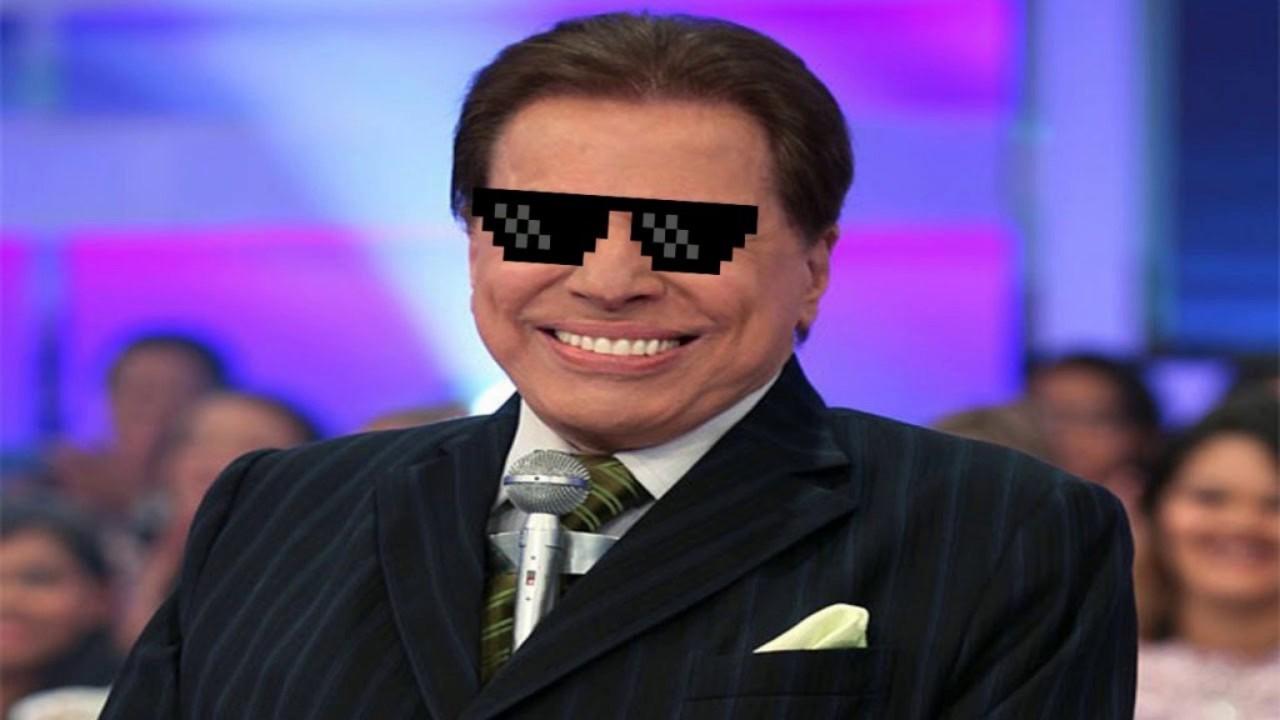 Mc Silvio Santos Sentar Gostosinho Vai Ganhar Aviãozinho