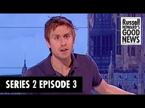 Russell Howard's Good News - Series 2, Episode 3