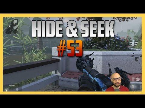 Hide and Seek #53 on Retreat