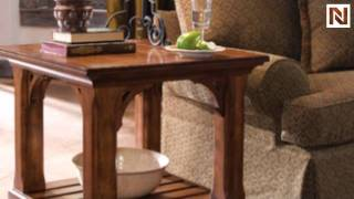 Kincaid 96-021 Alston Square Lamp Table