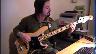 Spandau Ballet - Only When You Leave BASS COVER by FFKING