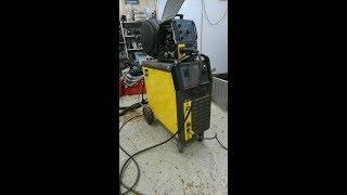 сварочный аппарат ESAB Origo Mig 410