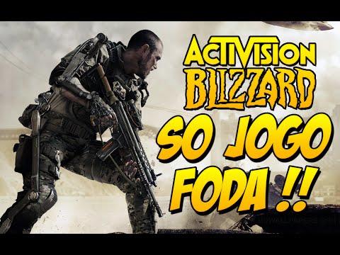 ACTIVISION BLIZZARD TRARÁ GAMES DE CONSOLE PARA MOBILES #GAMES4DROID