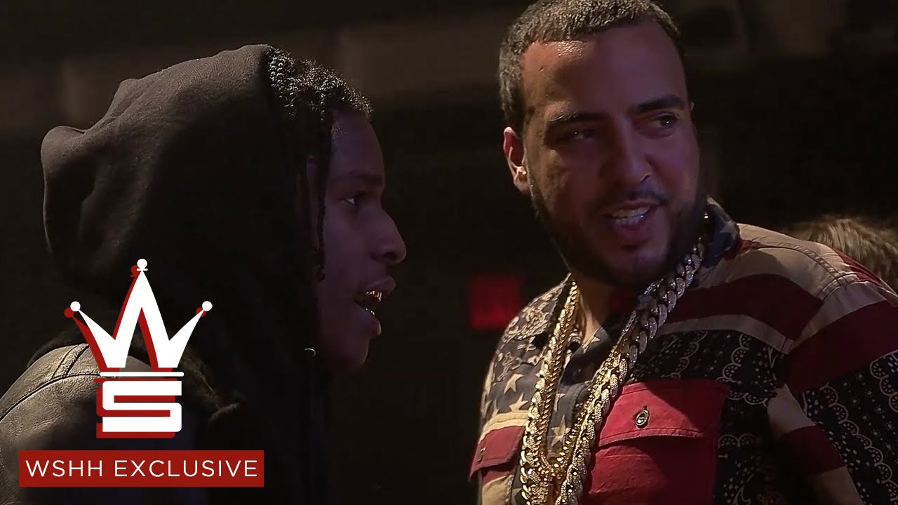 "French Montana ""Old Man Wildin'"" Feat. Manolo Rose (Official Music Video)"