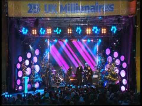 "Duran Duran ""All You Need Is Now"" National Lottery Show (25/12/2010)"