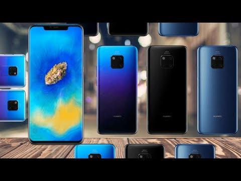 Huawei Mate 20 Pro(កំពូលស្មាតហ្វូនប្រចាំឆ្នាំ 2018 ?)