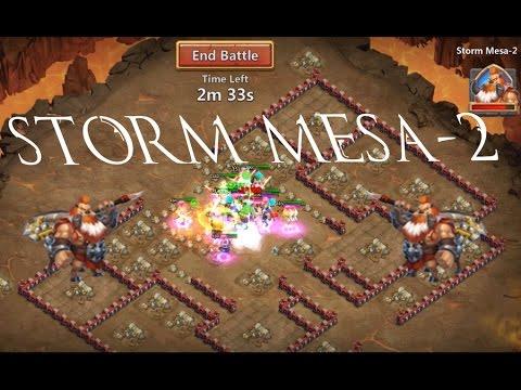 Castle Clash Storm Mesa-2