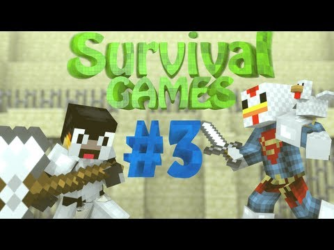 Minecraft: Hunger Games - Episode 3 - The Streak Continues!