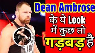 dean ambrose turns heel 2018