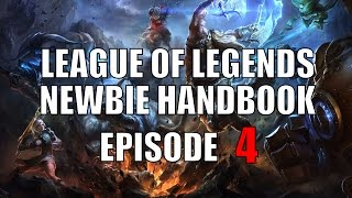 Ep. 4 League of Legends Beginner Guide - Gold, Farming and KDA