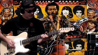 Johnny B. Goode Live Chuck Berry & RollingBilbao Guitar cover HD