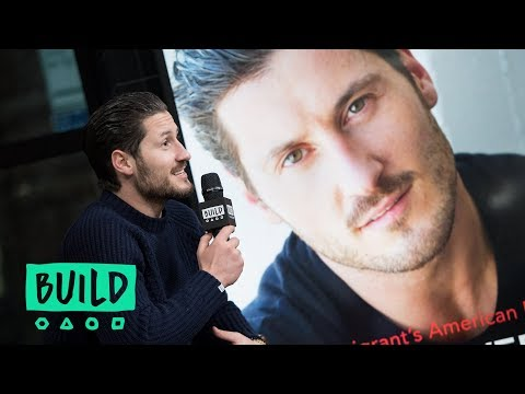 Val Chmerkovskiy Swings By To Discuss His Book