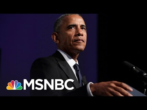 Why President Obama Will Have 'Deep Sorrow' And 'Shame' Over Syria | Morning Joe | MSNBC